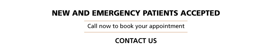 new and emergency patients accepted